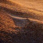 Afbeelding van zand.